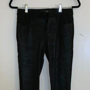Joe's Jeans Black Spandex Pants